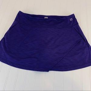 Eleven By Venus William purple tennis skirt.